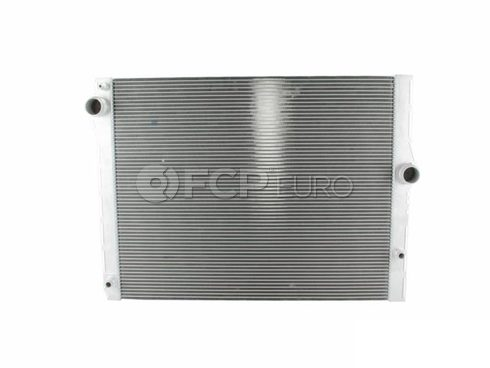 BMW Radiator (750i 750Li 750i xDrive 750Li xDrive) - Genuine BMW 17117570094