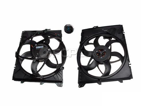 BMW Engine Cooling Fan Assembly - Genuine BMW 17117590699