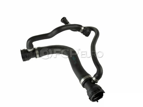 BMW Radiator Coolant Hose Upper (745Li 745i) - Genuine BMW 17127526954