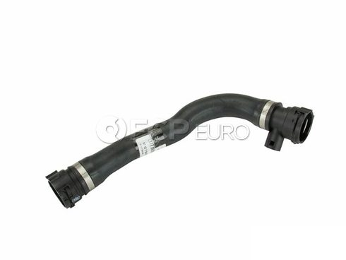 BMW Radiator Hose Lower (550i 650i) - Genuine BMW 17127540666
