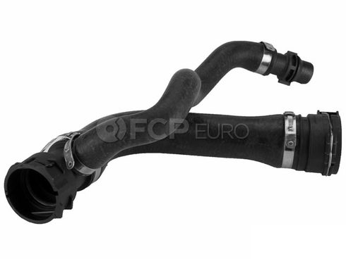BMW Radiator Coolant Hose Upper (X5) - Genuine BMW 17127593490