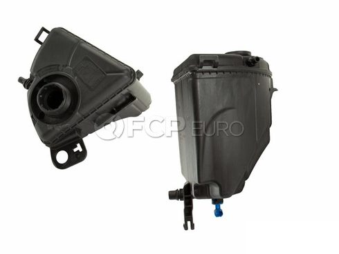 BMW Engine Coolant Expansion Tank - Genuine BMW 17137601948