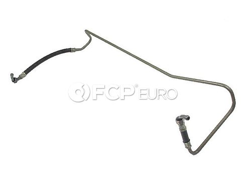BMW Oil Cooling Pipe Outlet (4Hp22) (528e) - Genuine BMW 17221707993