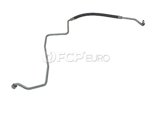 BMW Oil Cooling Pipe Outlet - Genuine BMW 17221719196