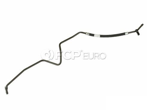 BMW Auto Trans Oil Cooler Inlet Hose - Genuine BMW 17221723991