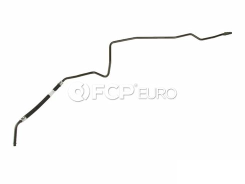 BMW Auto Trans Oil Cooler Outlet Hose - Genuine BMW 17221723992