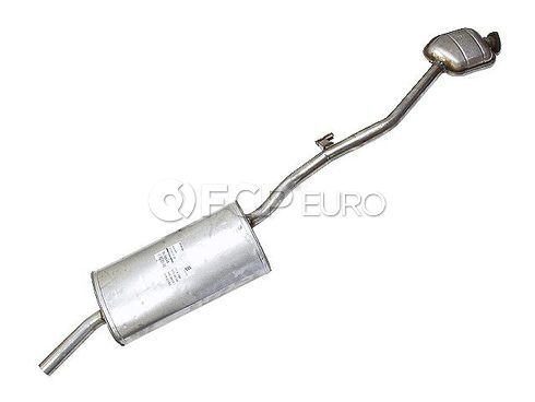 BMW Rear Silencer (325 325e 325es) - Genuine BMW 18121178047