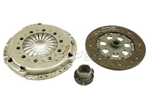 BMW Set Rmfd-Clutch Parts Twin Mass Flywheel (D=240mm) (535i 735i) - Genuine BMW 21211223135