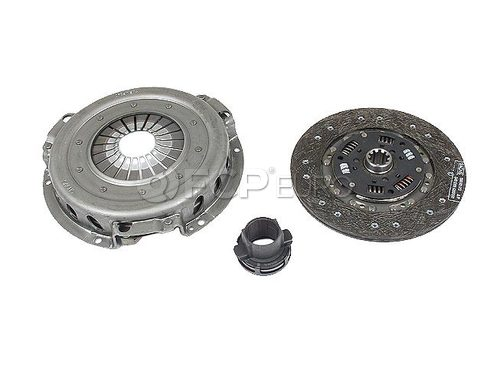 BMW Set Rmfd-Clutch Parts Asbestos-Free (D=240mm) (3.0CS 530i 630CSi) - Genuine BMW 21219069010