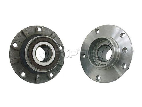 BMW Axle Bearing and Hub Assembly Front (740i 740iL 750iL) - Genuine BMW 31221092519