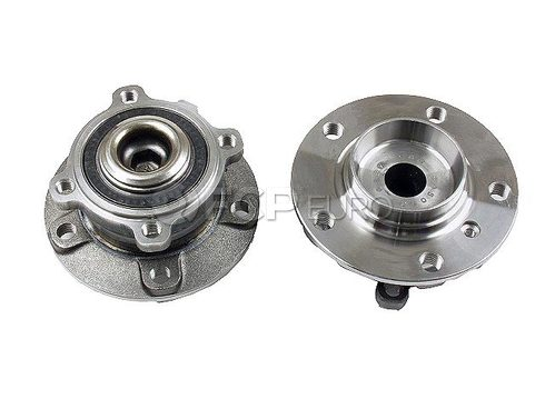 BMW Axle Bearing and Hub Assembly Front - Genuine BMW 31226750217