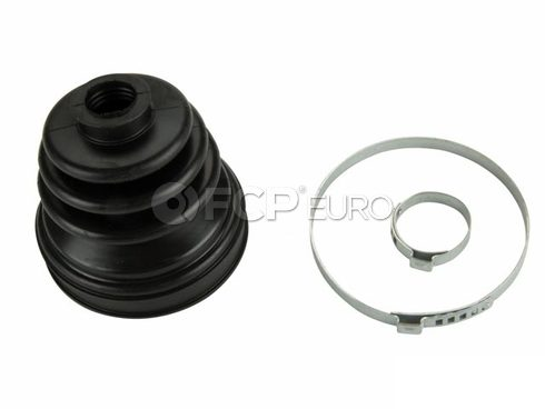 BMW CV Joint Boot Kit Front Right Inner (X3) - Genuine BMW 31607529204