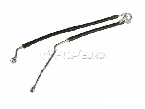 BMW Power Steering Pressure Hose - Genuine BMW 32416784330