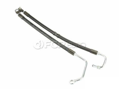 BMW Power Steering Pressure Hose - Genuine BMW 32416784331