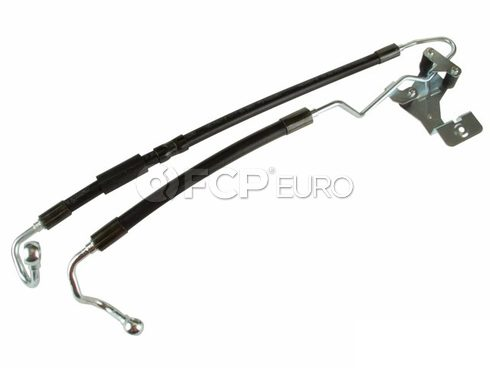 BMW Power Steering Pressure Hose - Genuine BMW 32416784347