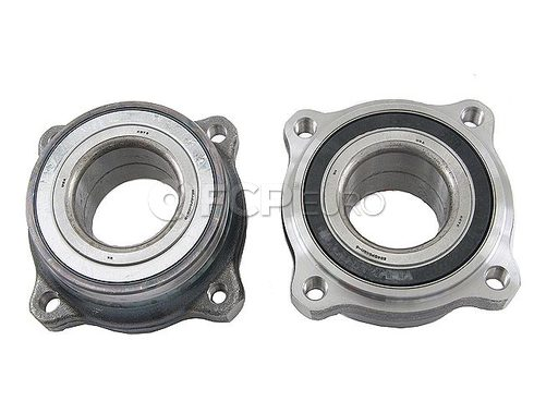 BMW Wheel Bearing Rear - Genuine BMW 33411095238