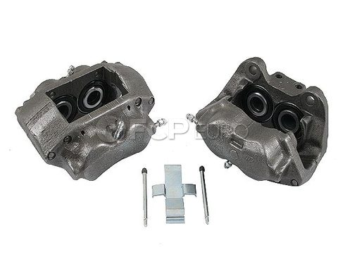 BMW Caliper With Out Brake Pads Left - Genuine BMW 34111119021