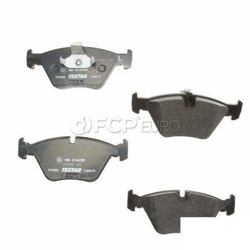 BMW Brake Pad Set Front (E39) - Genuine BMW 34116761279