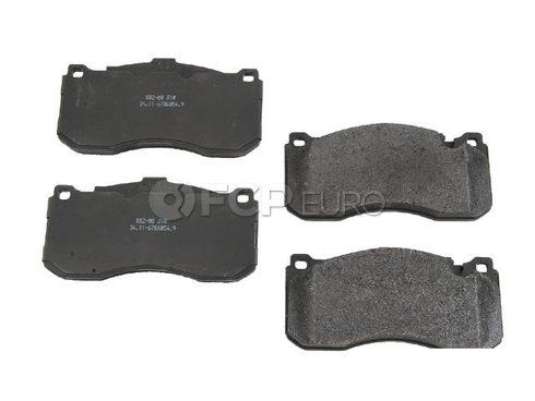 BMW Brake Pad Set - Genuine BMW 34116786044