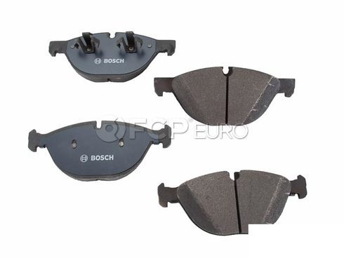 BMW Brake Pad Set (E70 E71) - Genuine BMW 34116791514