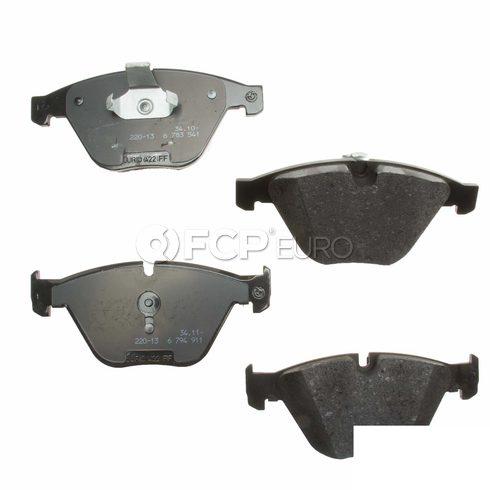 BMW Brake Pad Set - Genuine BMW 34116794917