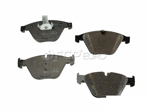 BMW Brake Pad Set Front - Genuine BMW 34116794920