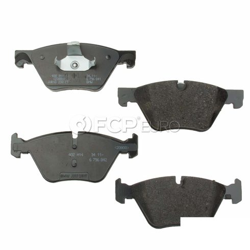 BMW Brake Pad Set - Genuine BMW 34116872632