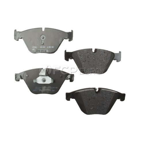 BMW Brake Pad Set - Genuine BMW 34116850885
