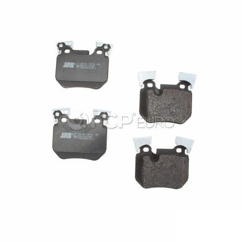 BMW Brake Pad Set (E82 E88) - Genuine BMW 34216797863
