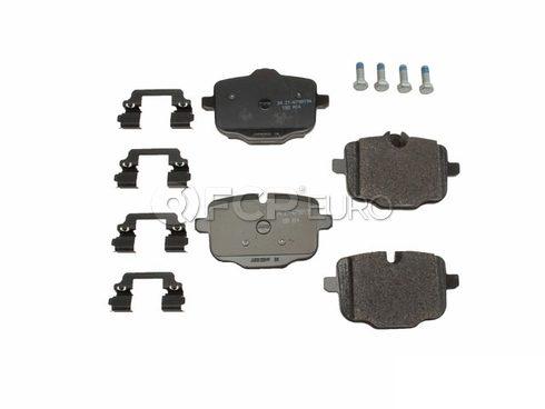 BMW Brake Pad Set Rear - Genuine BMW 34216857805