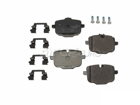 BMW Brake Pad Set - Genuine BMW 34216857805