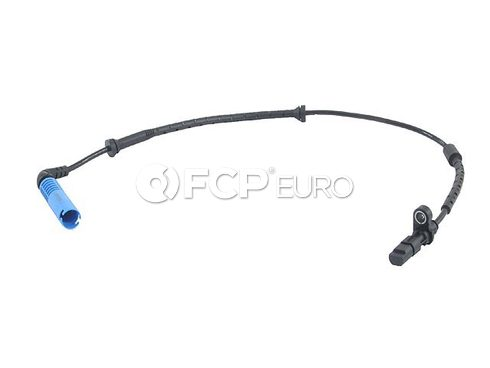 BMW ABS Wheel Speed Sensor Rear - Genuine BMW 34526756380