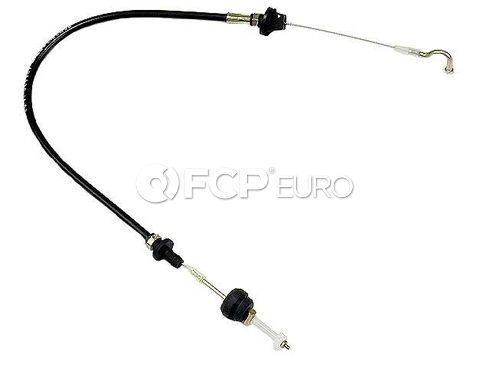 BMW Accelerator Bowden Cable (528e) - Genuine BMW 35411153859