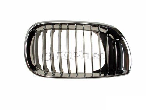 BMW Kidney Grille Right (325i 325xi 330i) - Genuine BMW 51137042962