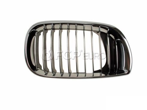 BMW Kidney Grille Right (325i 325xi 330i) - Genuine BMW 51137042962