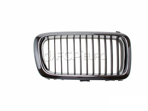 BMW Grille Right (740i 740iL) - Genuine BMW 51138125812