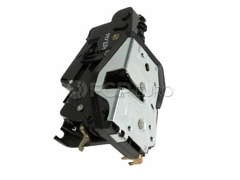BMW Door Lock Actuator Rear Right (E46) - Genuine BMW 51227011246