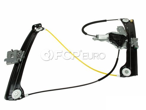 BMW Window Regulator Front Left (E63 E64) - Genuine BMW 51337008625