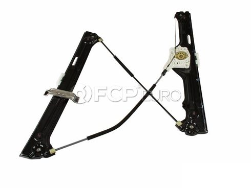 BMW Window Regulator Front Right (X5) - Genuine BMW 51337166380