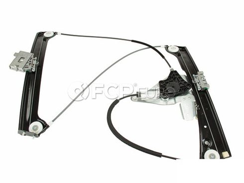 BMW Window Regulator Front Right (650i M6) - Genuine BMW 51337184390