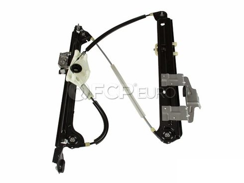 BMW Window Regulator Rear Right (550i GT 535i GT 535i GT xDrive 550i GT xDrive) - Genuine BMW 51357197924