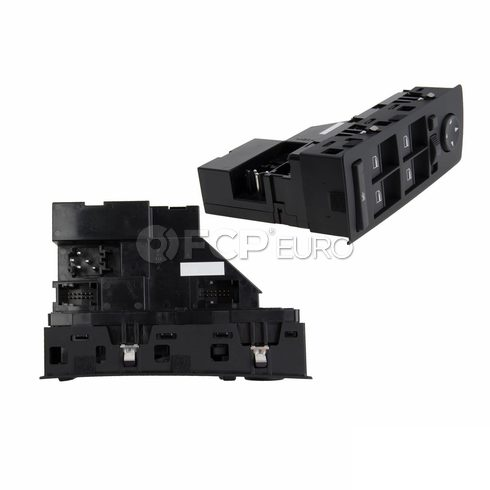BMW Door Window Switch Panel - Genuine BMW 61316962506
