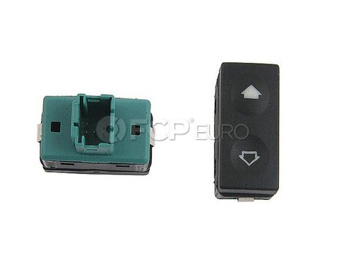 BMW Switch (Gruen) - Genuine BMW 61318365300
