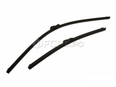 BMW Windshield Wiper Blade Set - Genuine BMW 61612147361