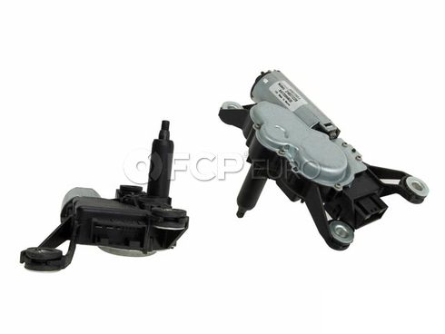 BMW Rear Window Wiper Motor (E53) - Genuine BMW 61626927851