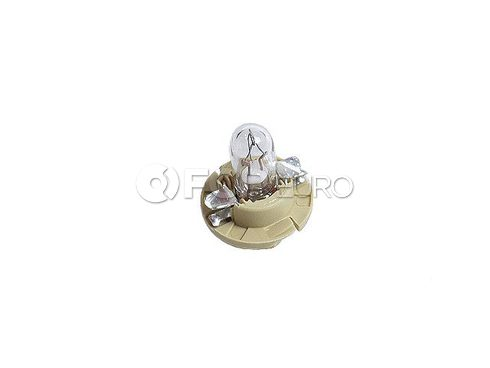 BMW Instrument Panel Light Bulb - Genuine BMW 62111391260