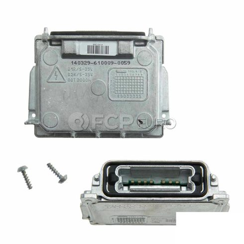 BMW Xenon Headlight Control Module - Genuine BMW 63117180050