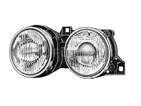 BMW Twin Headlight Left - Genuine BMW 63121385797