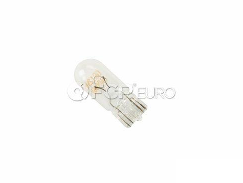 BMW Courtesy Light Bulb - Genuine BMW 63217160908