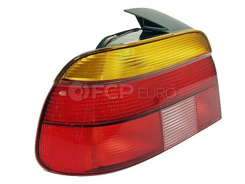 BMW Tail Light Lens Left - Genuine BMW 63218363559